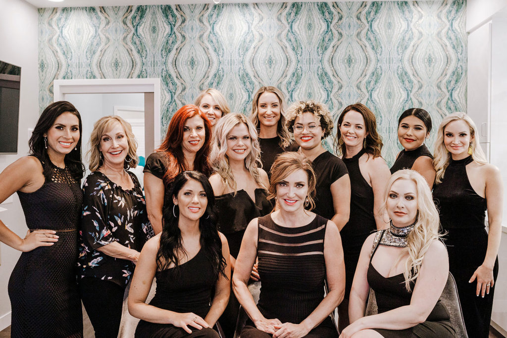 Med Spa Team in Raleigh and Cary